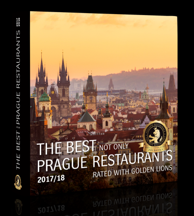 The Best (not only) Prague Restaurants 2017/2018 - Rated With Golden Lions